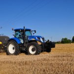 NEW HOLLAND T7060 + BB1290